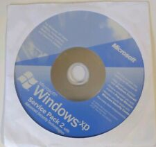 Microsoft Windows XP Service Pack 2 Upgrade Disc Genuine PC Software