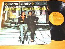 """LIVING STEREO LP - LENA HORNE/HARRY BELAFONTE - RCA LSO-1507 - """"PORGY and BESS"""""""