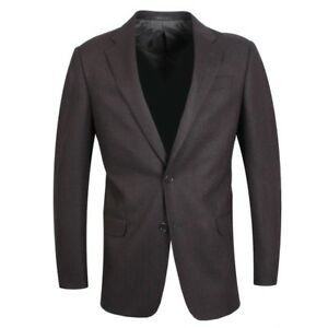 Hugo Boss - Black/Red Herringbone Jacket - 50/UK40 - *NEW WITH TAGS* RRP £560