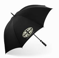 Land Rover Owners Spares ministère Parapluie de golf-Noir