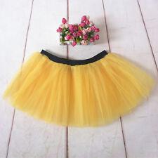 USA Women/Adult Organza Dancing Tutu Ballet Pettiskirt Princess Party Skirt YUT