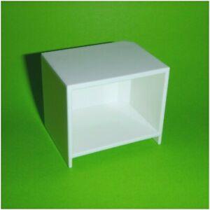 Playmobil - Ersatzteil - Regal Schrank Küchenschrank - weiß - aus 5329