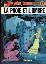 ROGER LELOUP: YOKO TSUNO N°12. DUPUIS. Edition originale. 1982.