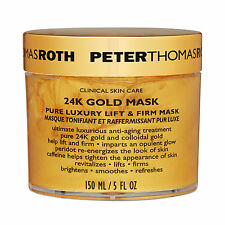 Peter Thomas Roth 24k Gold Mask 5oz,150ml Anti-Aging Treatment Lifting Firming