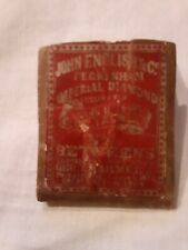 New ListingOriginal Civil War Sewing Needle Packet Patent 1862/1863.