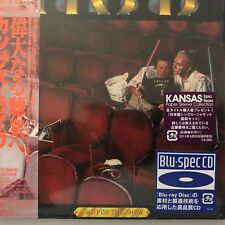 Two for the Show by Kansas ( Blu-spec CD),2011, Sony Music Distribution (USA))