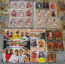 Panini Adrenalyn Ligue 1 2011-2012 complete set 348 Cards + all 5 LE cards