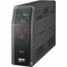 New Apc Back-Ups Pro Br 1500Va,10 Outlets, 2 Usb Charging Ports, Avr (Br1500Ms)