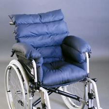 Kissenset Sitz- Rücken- Armlehnen- Kissen für Std. + Leichtgewicht Rollstuhl
