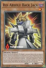 ♦Yu-Gi-Oh!♦ Roi Absolu Back Jack (Absolute King) : SR06-FR020 -VF/Commune-