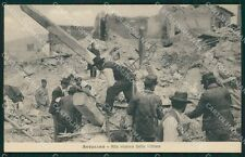 L'Aquila Avezzano Terremoto cartolina XB3242