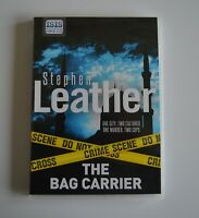 The Bag Carrier - by Stephen Leather - MP3CD - Unabridged Audiobook