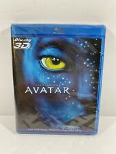 Avatar 3d [Blu-ray] Panasonic Promo New Sealed