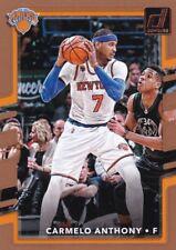 2017-18 Panini Donruss Basketball Sammelkarte  #96 Carmelo Anthony