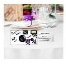5 Movie Film Reel Disposable Cameras Fun Cameras, Fuji film (F58012)