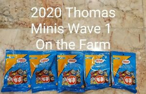 2020 Thomas & Friends Minis Wave1 On the Farm Theme Annie Toby Percy Diesel Bill