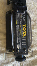Lowel Tota-Light Tungsten Flood Light (120-240 VAC) 360° Stay-Cool Tilt-Knob