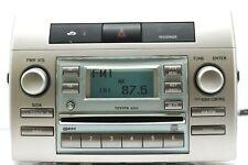 TOYOTA COROLLA VERSO CD RADIO PLAYER CAR STEREO W58810 2004 2005 2006 2007 2008