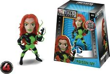 "JADE METALS DC COMICS POISON IVY METALS DIE CAST 4"" ACTION FIGURE #smay17-011"