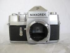 Vintage Nikon Nikkorex F Nippon Kogaku Tokyo Camera Body ONLY (Made in Japan)