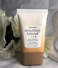 WET N WILD Intuitive Blend Shade Adjusting FOUNDATION + PRIMER Medium #177