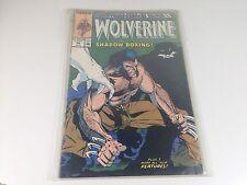Comics Marvel 1989  Wolverine VO etat proche du neuf mint collector