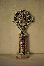 """9"""" to 10"""" ATV Quad 4wheeler Trophy Award - Free engraving - Shipping Included"""