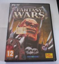 FANTASY WARS gioco pc originale completo strategia ITA videogioco