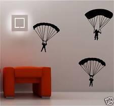 3 x ciel PLONGEURS Art mural autocollant vinyle chambre d'enfant