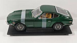 Road Signature 1970 Datsun 240Z Green 1:18 Scale Diecast - No Box