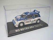 100 Sport Altaya Mg Metro 6R4 Pond Rac Rally 1985 gr B - IXO 1/43