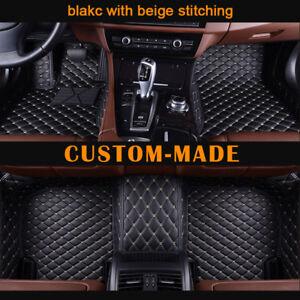 Car Floor Mats for Lexus LS430 UCF30 -2000-2006 Waterproof Anti-slip 3D Carpets