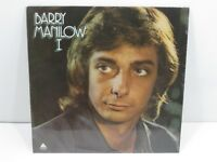 VINYL RECORD ALBUM BARRY MANILOW i 1 NEW
