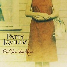 On Your Way Home by Patty Loveless  cd plus bonus dvd disc SEALED