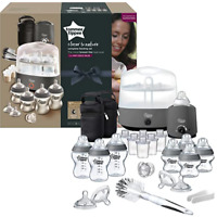 Tommee Tippee Complete Feeding Set - Grey