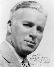 C Surname Initial Pre-Printed Film Autographs