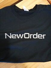 New Order t-shirt Peter Hook Joy Division Ian Curtis  New Wave official