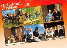 BT6195 Friesland folkore horse chevaux     Netherlands