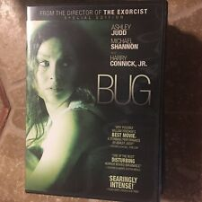 Bug DVD Ashley Judd Harry Connick Jr