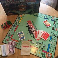 Vintage Monopoly Edinburgh Edition  - 2000- Piper Busby Scotland Family Fun