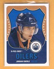 2010-11 OPC Retro Jordan Eberle Rookie #519 Edmonton Oilers RC