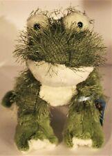 Ganz Webkinz Green Frog Plush Stuffed Toy Animal Amphibian Hm001 With Code