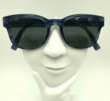 Hugo Boss 0738 K94 Blue Oval Sunglasses Italy FRAMES ONLY
