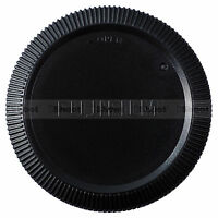Rear Lens Cap Cover for Fuji Fujifilm Micro SLR X-Mount Lens XF 18-135/ 3.5-5.6R