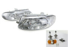 Headlights Pair For Holden Commodore Vt 1997-2000