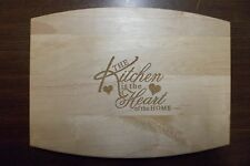 Personalized Maple Cutting Board For Weddings Christmas Anniversay Mothers Day