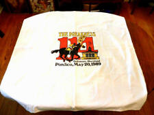 Great Vintage 1989 The  PREAKNESS 114 Pimlico, Printed Cotton Tablecloth
