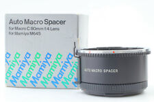 [ MINT ] Mamiya M645 Auto Macro Spacer Extension Tube from Japan #00016
