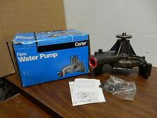 TRW FP-1521 WATER PUMP CARTER COOLANT PUMP FOR CHEVY 350 NEW