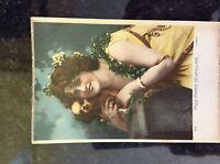 a2m oostcard  unused miss marie studholme old undated